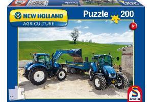 Venta repuesto PUZZLE DE TRACTORES NEW HOLLAND