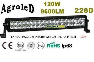 Venta repuesto Barra led AgroleD 9600 LM 120W 228D