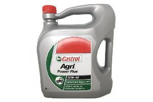 Venta repuesto Castrol Agri Power Plus 15w40 5L (Caja de 4 unidades)